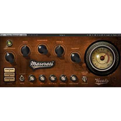Bild på Waves Maserati VX1 Vocal Enhancer