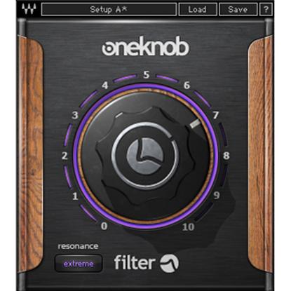 Bild på Waves OneKnob Filter