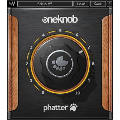 Bild på Waves OneKnob Phatter