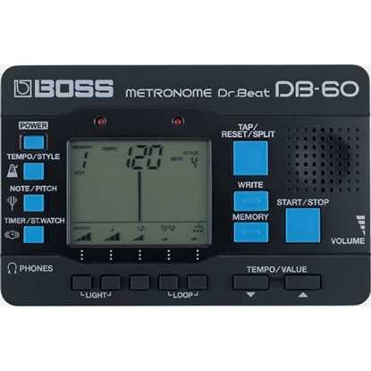 BOSS DB-60 Metronome Dr. Beat metronom