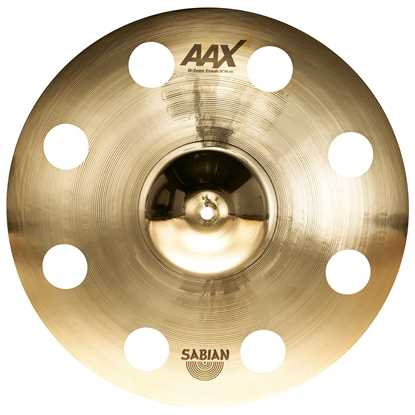 "Bild på Sabian 18"" AAX O-Zone Brilliant Crash"