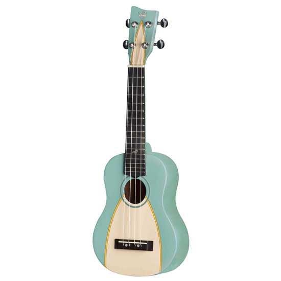 VGS W-SO-GR Manoa Waimea Sopran ukulele