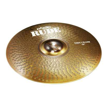 "Paiste 19"" RUDE Thin Crash"