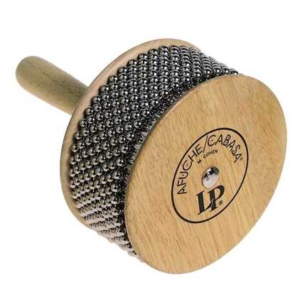 Latin Percussion Cabasa Deluxe Wood LP234b
