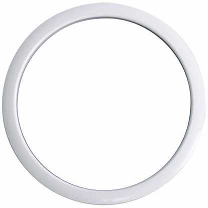 Gibraltar Port Hole Protector 4 White