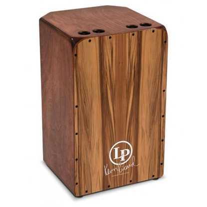 Latin Percussion Cajon Americana Kevin Ricard LP1424
