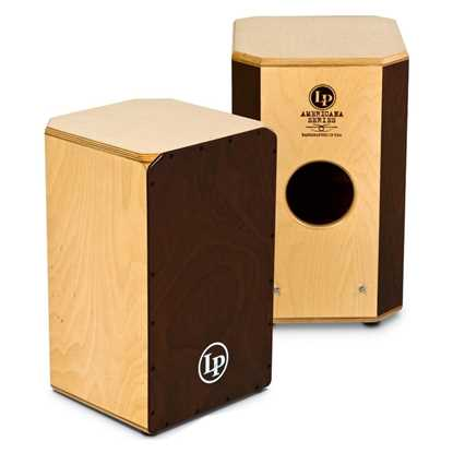 Latin Percussion Cajon Americana String Style LP1437