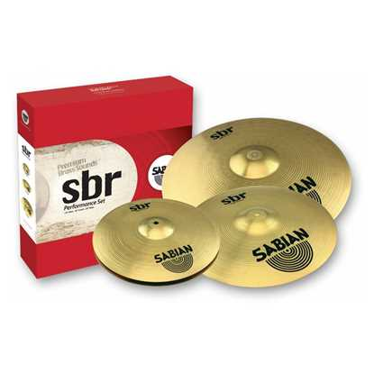 Sabian Cymbalset SBR Performance Set