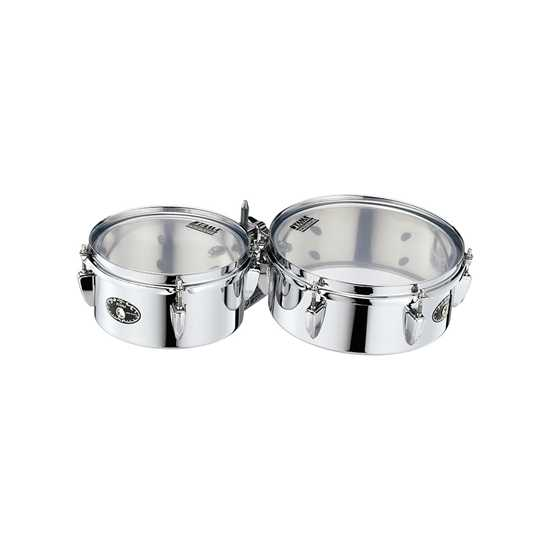 """Tama Timbales Swingstar 10&12"""" MT1012ST Mini-Tymps Percussion"""