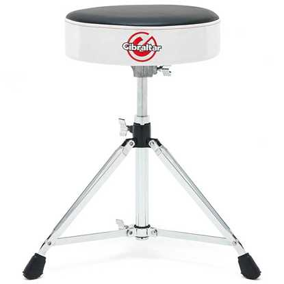 Gibraltar Double Braced Round Drum Throne 6608RSW