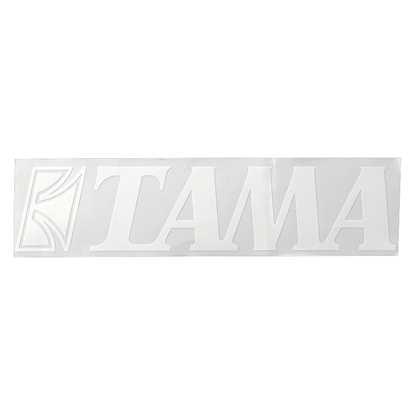 Tama logo dekal TLS100WH Tillbehör