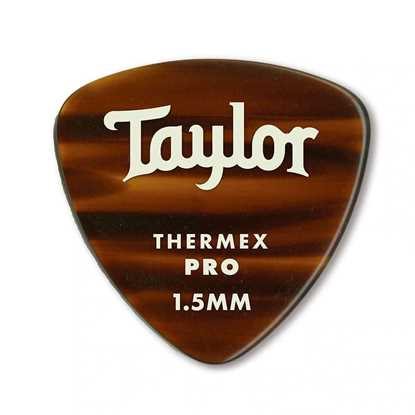 Taylor 346 Shape Premium Thermex Pro Tortoise Shell 1.5mm - 6 Pack plektrum