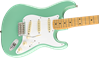 Fender Vintera '50s Stratocaster Maple Fingerboard Sea Foam Green