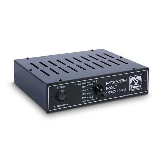 Palmer PDI06L08 Power Attenuator 8 Ohms