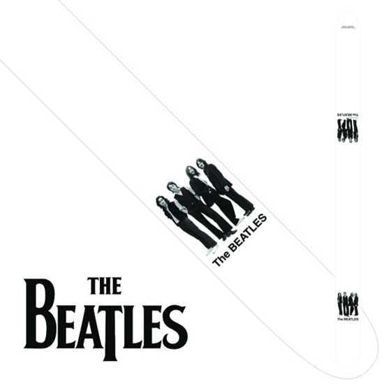 Perri's Leather Beatles White Album Axelband