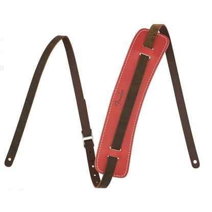 Fender Original Strap Fiesta Red