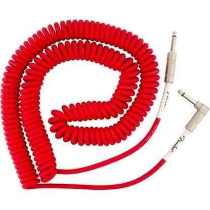 Fender Original Series Coil Cable Fiesta Red instrumentkabel kabel