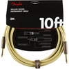 Fender Deluxe Series Instrument Cable 10' Tweed