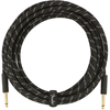 Fender Deluxe Series Instrument Cable 18,6' Black Tweed