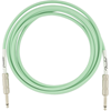 Fender Original Series Instrument Cable 10' Surf Green