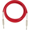 Fender Original Series Instrument Cable 10' Fiesta Red