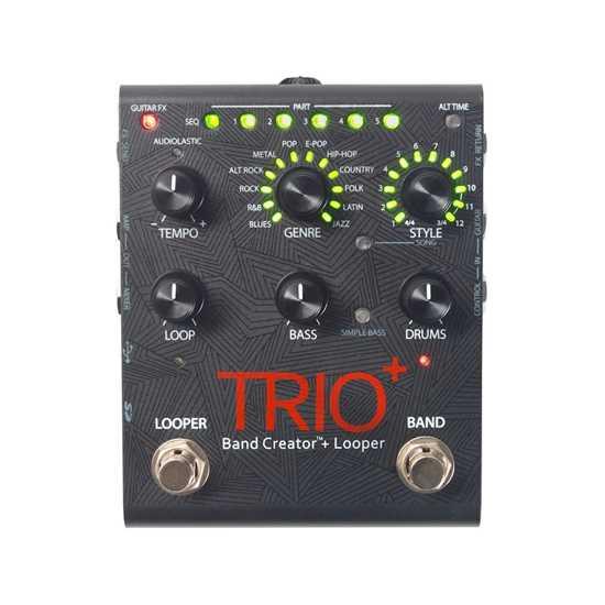 Digitech Trio+. Band Creator/Looper