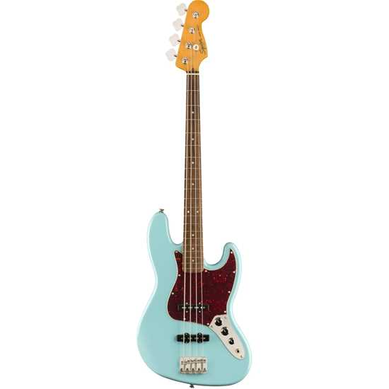 Squier Classic Vibe Jazz Bass '60s Daphne Blue