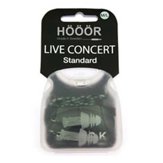 Hööör Hörselskydd Live Concert Standard M/L