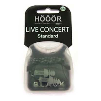 Hööör Hörselskydd Live Concert Standard S/M
