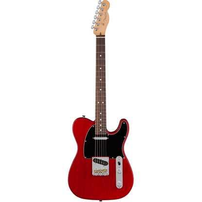 Fender American Professonal Telecaster Crimson Red Transparent Rosewood Fingerboard