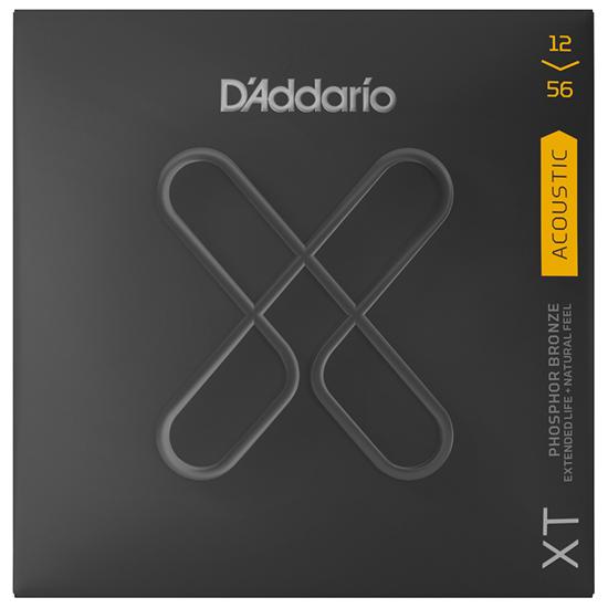 D'Addario XTAPB1256 Light Top Medium Bottom
