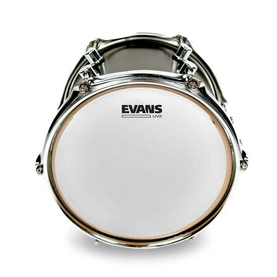 "EVANS UV2 10"" Coated Trumskinn"