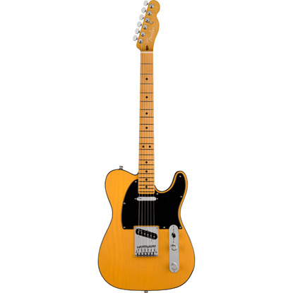 Fender American Ultra Telecaster® Maple Fingerboard Butterscotch Blonde