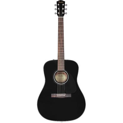 Fender CD-60 Dread V3 DS Black