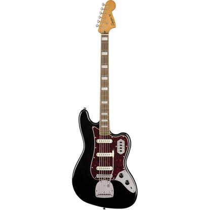 Squier Classic Vibe Bass VI Laurel Fingerboard Black