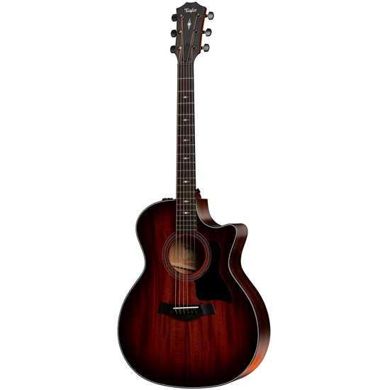 Taylor 324ce V-Class Akustisk Stålsträngad Gitarr