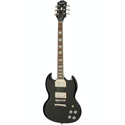 Epiphone SG Muse Jet Black Metallic