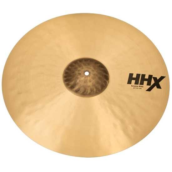 "Sabian 21"" HHX Groove Ride Cymbal"