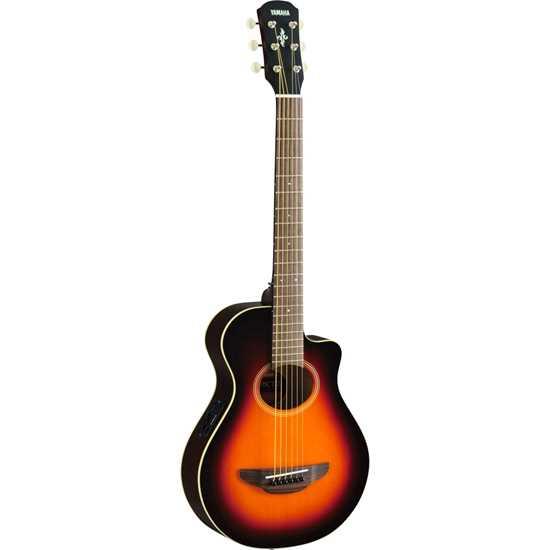 Yamaha APXT2 Old Violin Sunburst Rosewood Fingerboard Akustisk Stålsträngad Gitarr