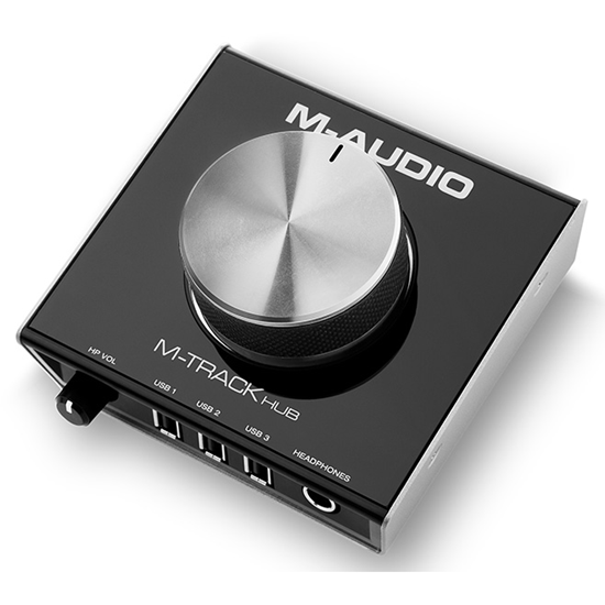 Bild på M-Audio M-Track Hub