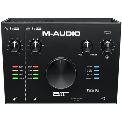 M-Audio AIR 192 | 6