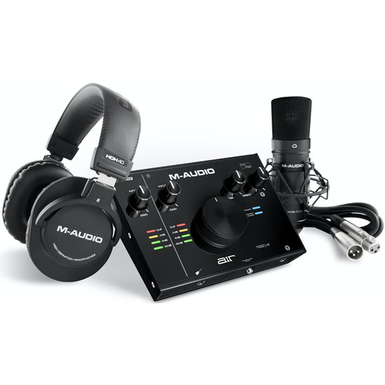 M-Audio AIR 192 | 4 Vocal Studio Pro