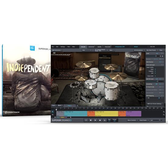 Toontrack SDX Indiependent