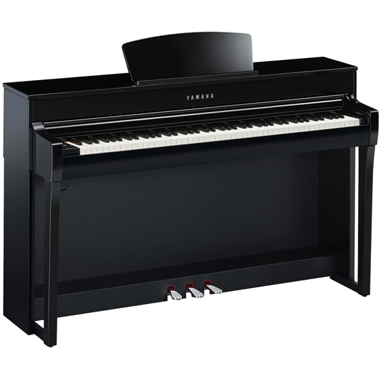 Yamaha CLP-735PE Polished Ebony
