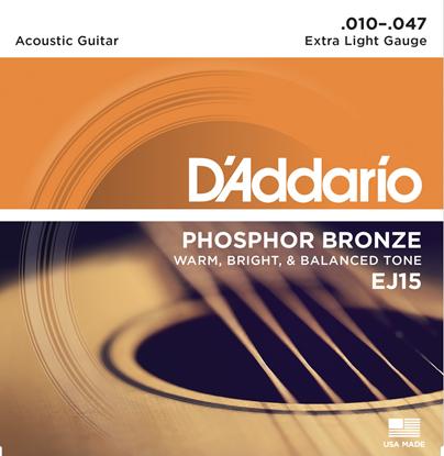 D'Addario EJ15 Phospor Bronze