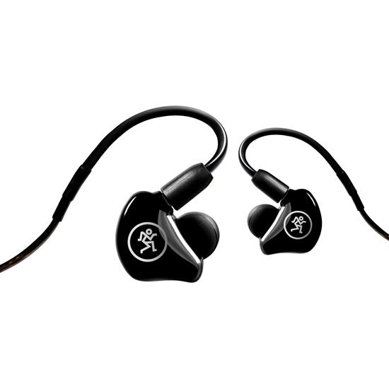 Mackie MP-240 Professional In-Ear Monitors