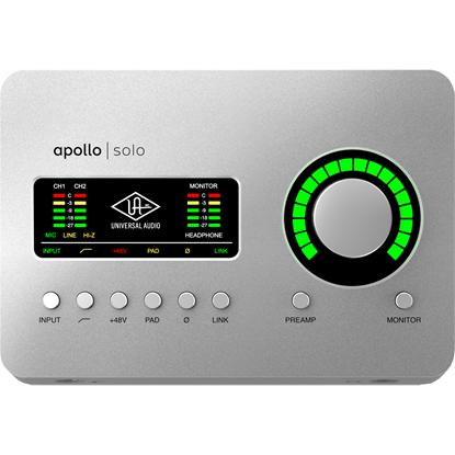 Universal Audio Apollo Solo Thunderbolt