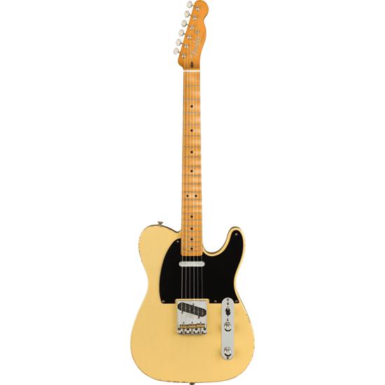 Fender Vintera Road Worn '50s Telecaster Maple Fingerboard Vintage Blonde