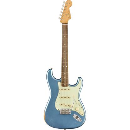 Fender Vintera Road Worn '60s Stratocaster Pau Ferro Fingerboard Lake Placid Blue