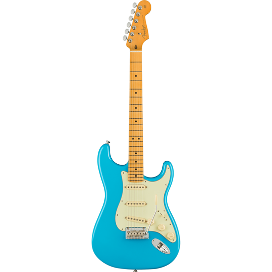 Fender American Professional II Stratocaster® Maple Fingerboard Miami Blue